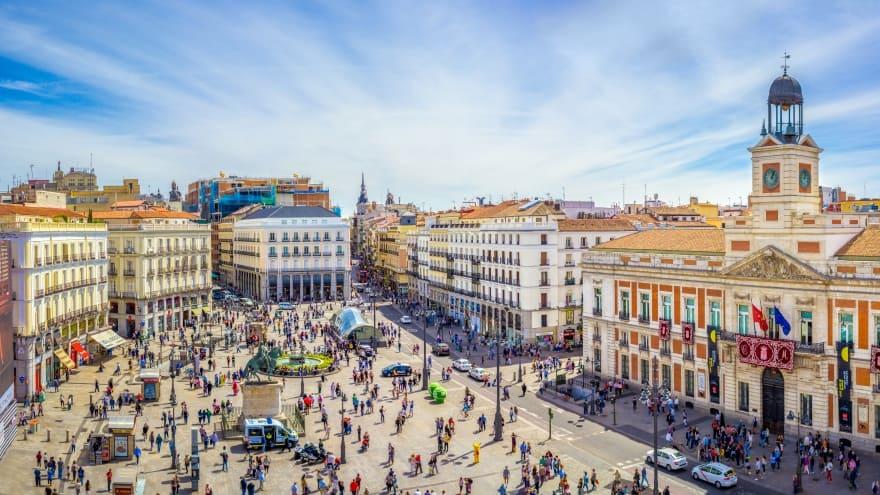 Madrid'de yapılması gereken şeyler