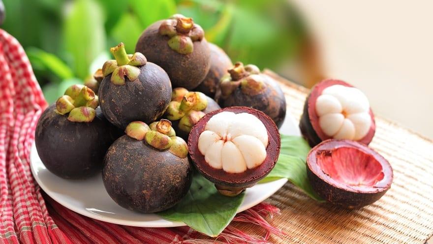 Bangkok'ta yapılması gereken şeyler Tropik Meyveler
