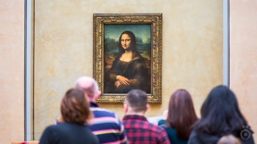 Paris'te yapılacak şeyler, Mona Lisa