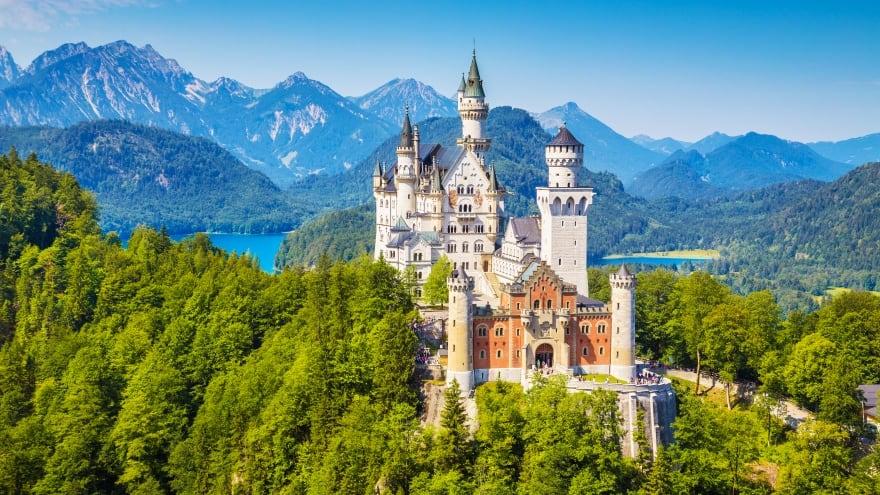 Neuschwanstein turu Münih'te ne yapmalı?
