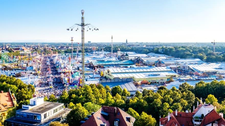 Münih'te ne yapılır? Oktoberfest