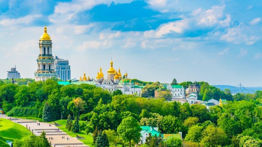 Perchersk Lavra Kiev'de ne yapılır?