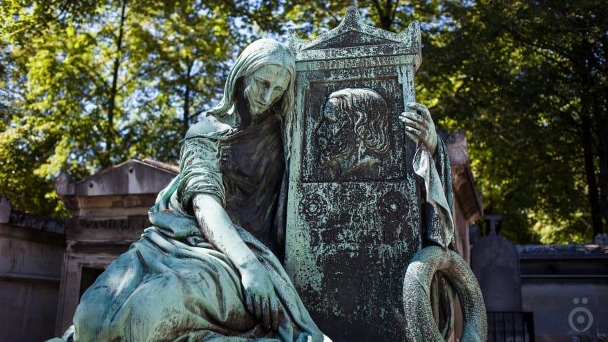 Paris'te ne yapılır? Pere Lachaise Mezarlığı