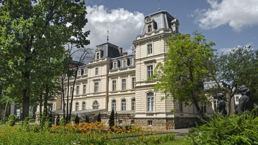 Potocki Palace Lviv'de ne yapılır?