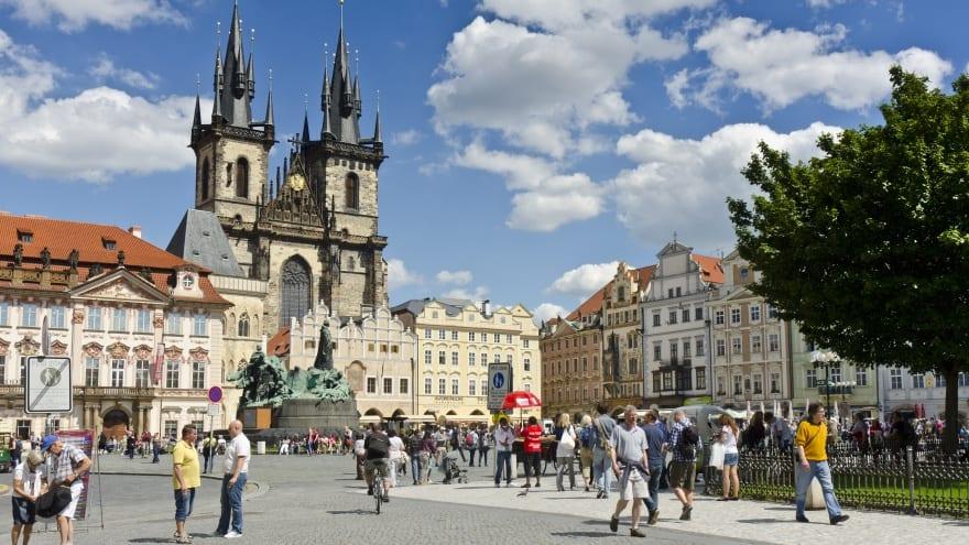 Prag'da ne yapılır? Prag Eski Şehir Meydanı turu