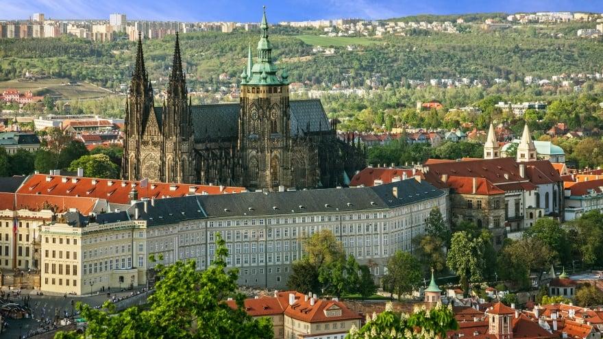 Prag'da ne yapılır? Prag Kalesi