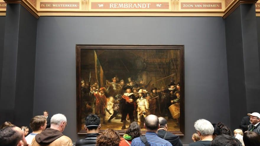 Rijksmuseum Amsterdam'da ne yapılır? Müze Turu