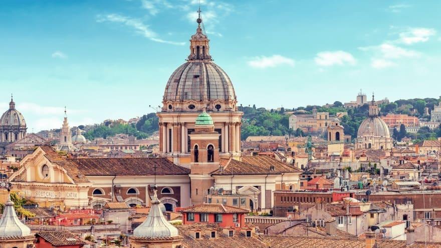 Roma'da yapılacak şeyler listesi