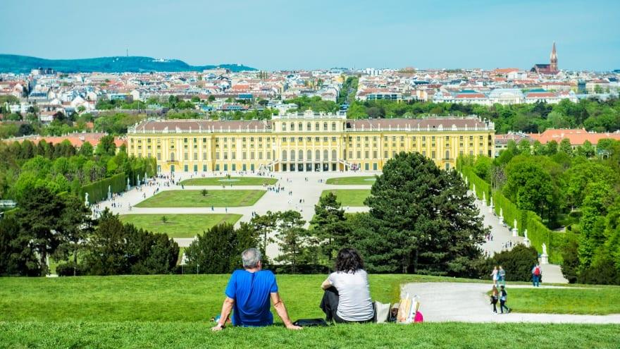 Viyana'da yapılması gerekenler Schonbrunn Sarayı