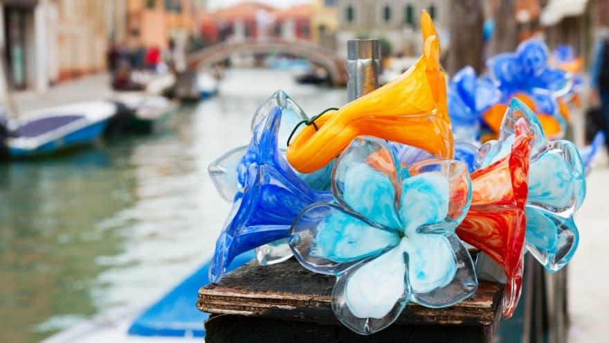 Venedik'te ne yapılır? Murano AdasI TURU