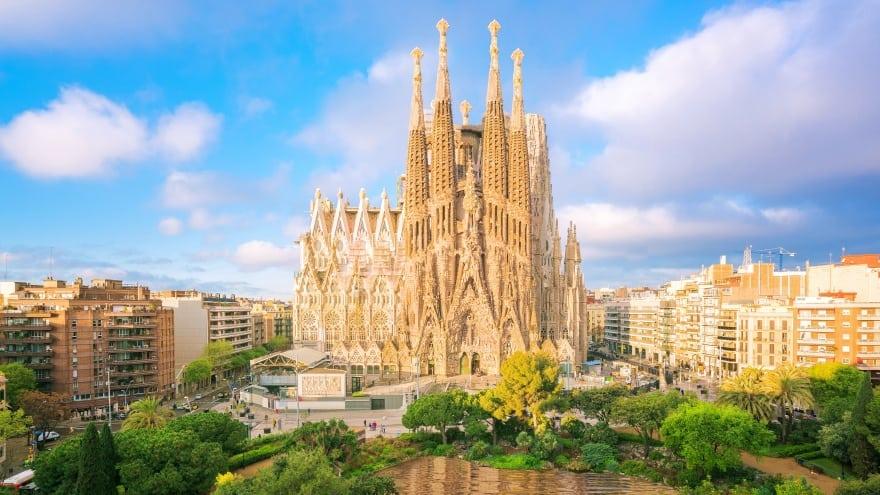 Gaudi yapıları, Barselona'da yapılacak şeyler