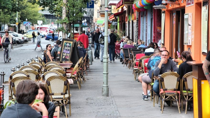 Kreuzberg Berlin'de ne yapılır?