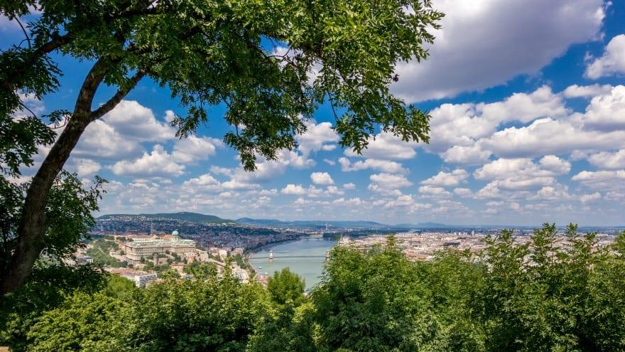 Buda Tepesi Budapeşte'de yapılacak şeyler
