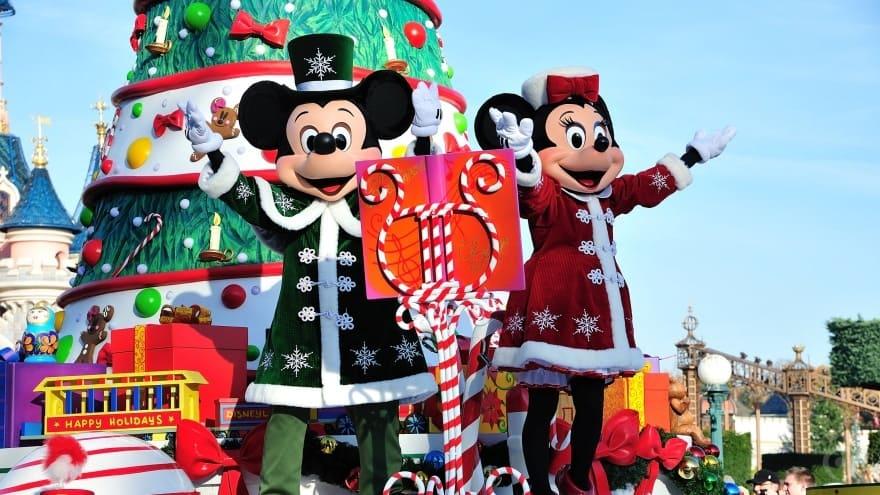 Paris'te yapılacak şeyler Disneyland turu