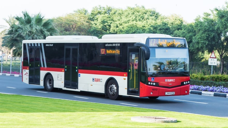 Dubai Havaalanı Otobüsü