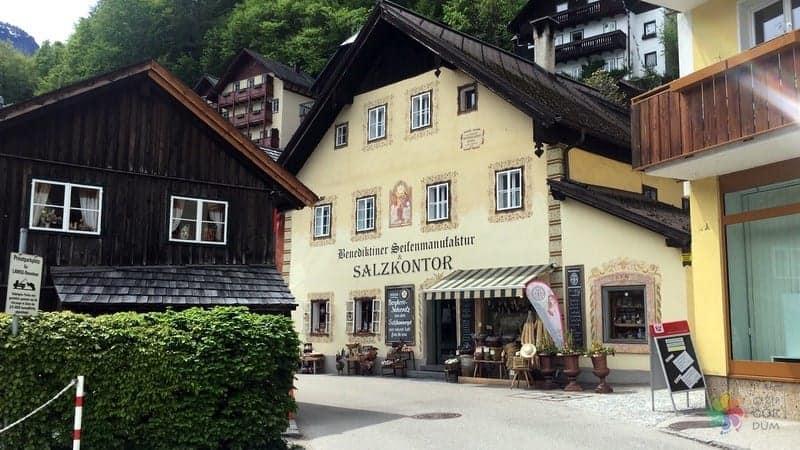 Marktplartz Hallstatt gezilecek yerler
