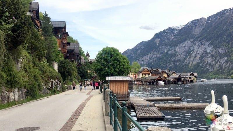Hallstatt'ta gezilecek yerler ulaşım alternatifleri