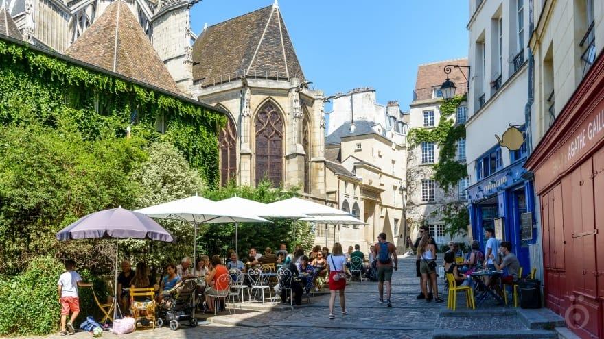 Paris'te yapılacak şeyler, Le Marais gezisi
