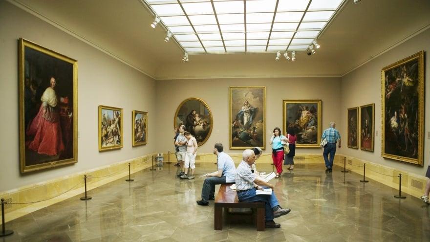 Madrid'de ne yapılır? Prado Müzesi turu