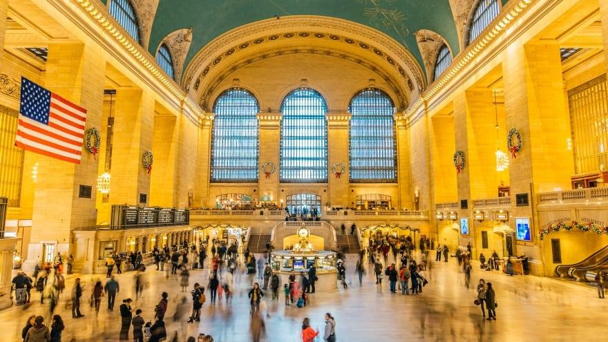 Central Station New York yapılacak şeyler