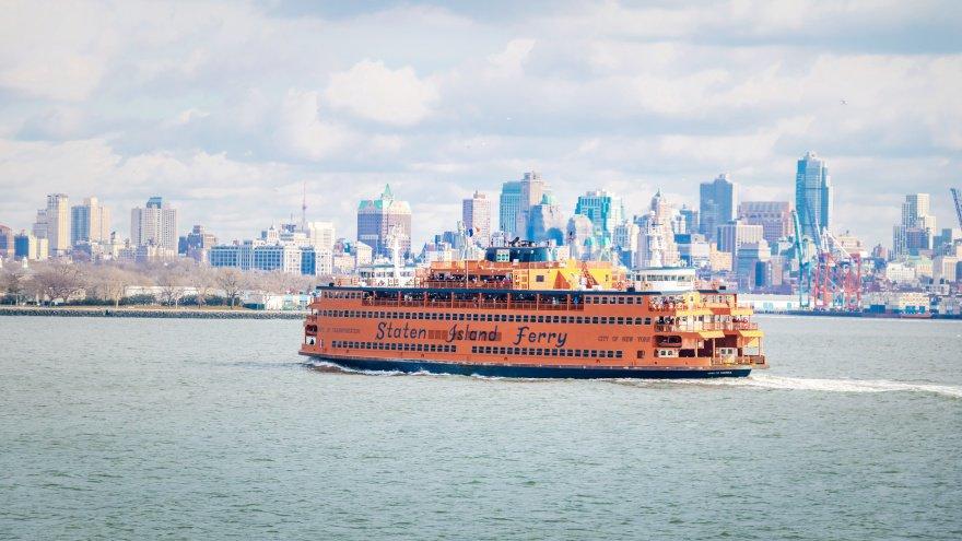New York'ta ne yapılır? tekne turu