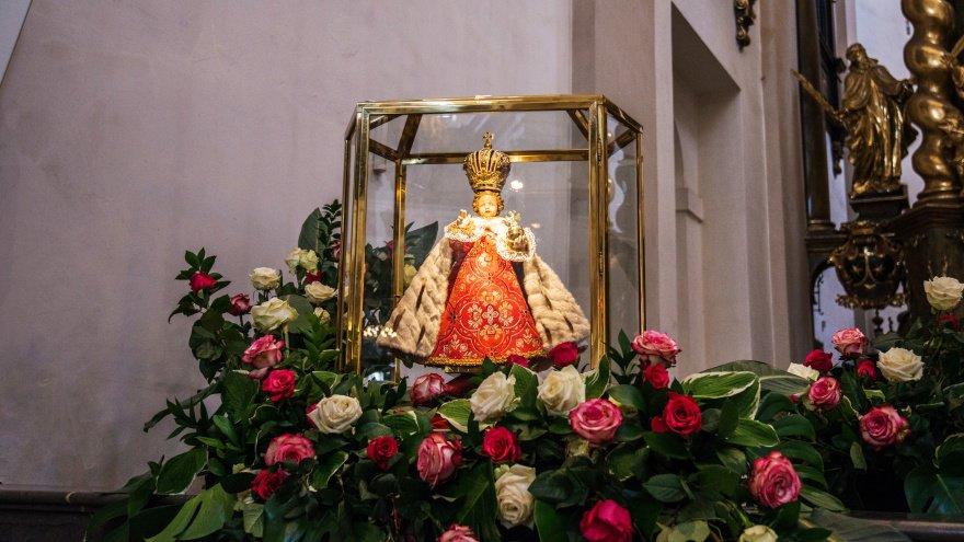 Prag'da neler yapılır? Bebek İsa