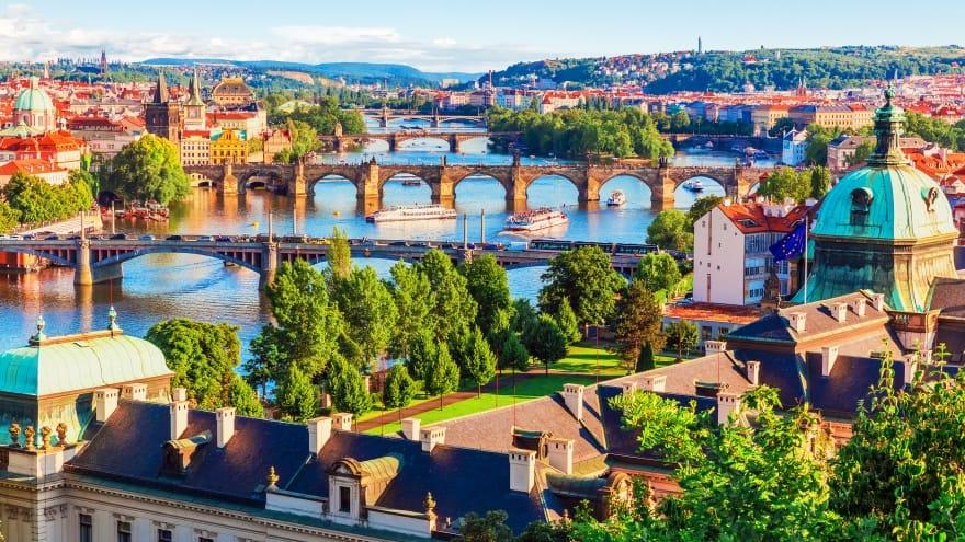 Prag'da ne yapılır? Blog rehber