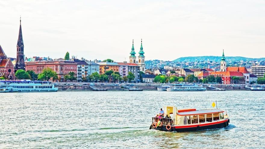 Budapeşte'de yapılacak şeyler Tuna Nehri turu