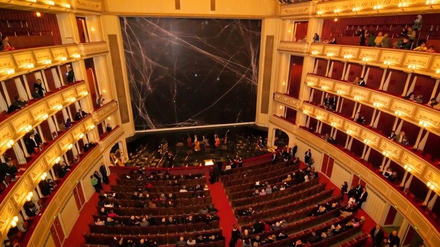 Viyana'da ne yapılır? orkestra