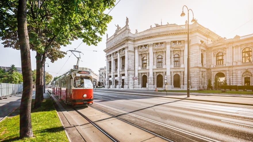 Viyana'da yapılacak şeyler ring road