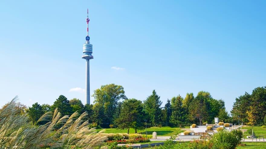Viyana'da ne yapılır? Donauturm