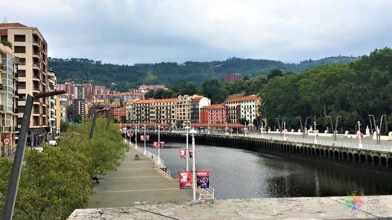 Bilbao'da nerede kalınır La Vieja otelleri