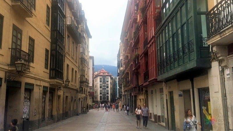 Bilbao'da nerede kalınır Casco Viejo otelleri