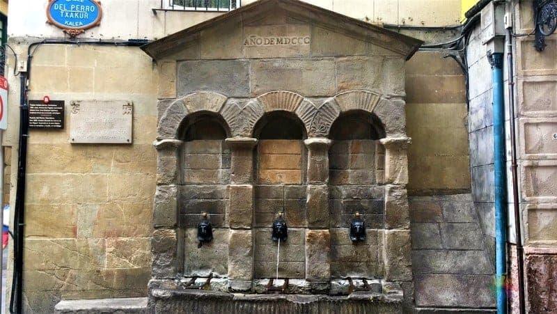 Fuente del Perro Bilbao gezilecek yerler