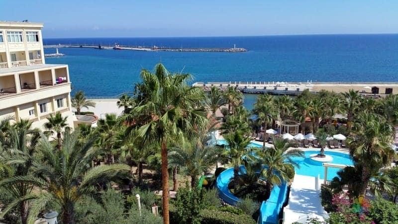 Girne'de nerede kalınır otel tavsiyesi, Oscar Boutique Casino