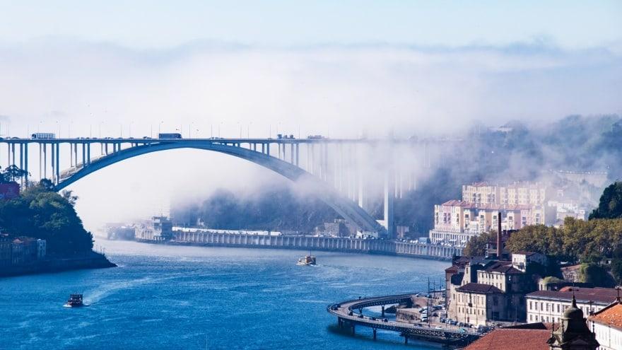Porto'da ne yapılır? Arrabida Köprüsü