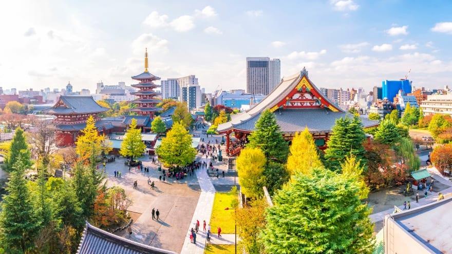 Tokyo'da ne yapmalı? Asakusa