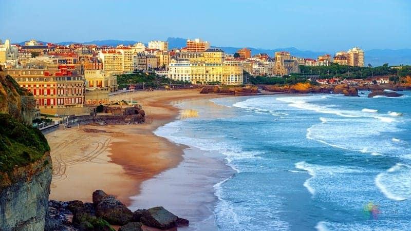Biarritz gezilecek yerler litesi