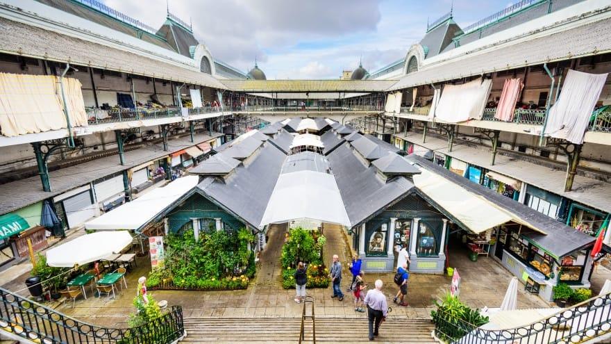 Bolhao Pazarı Porto'da yapılması gerekenler