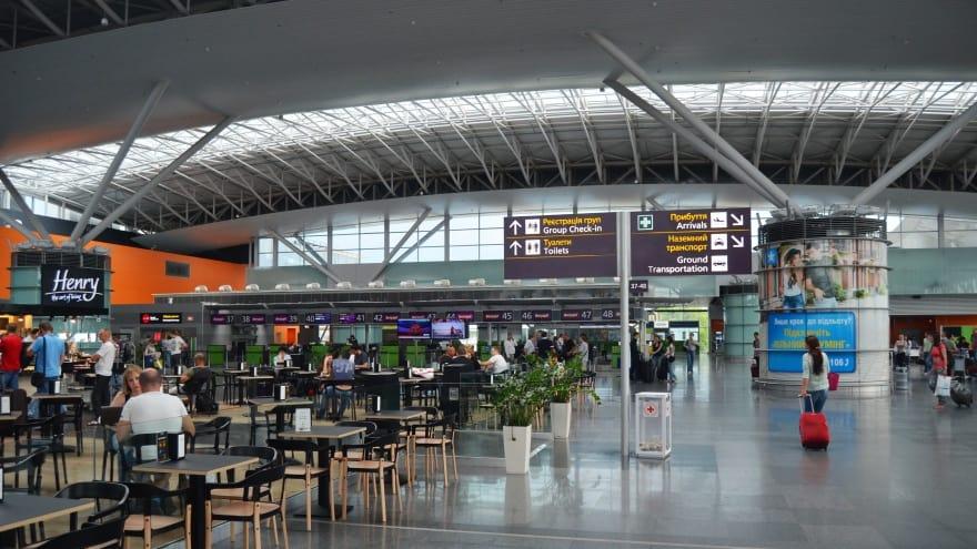 Kiev Borispol Havaalanı şehir merkezine nasıl gidilir?