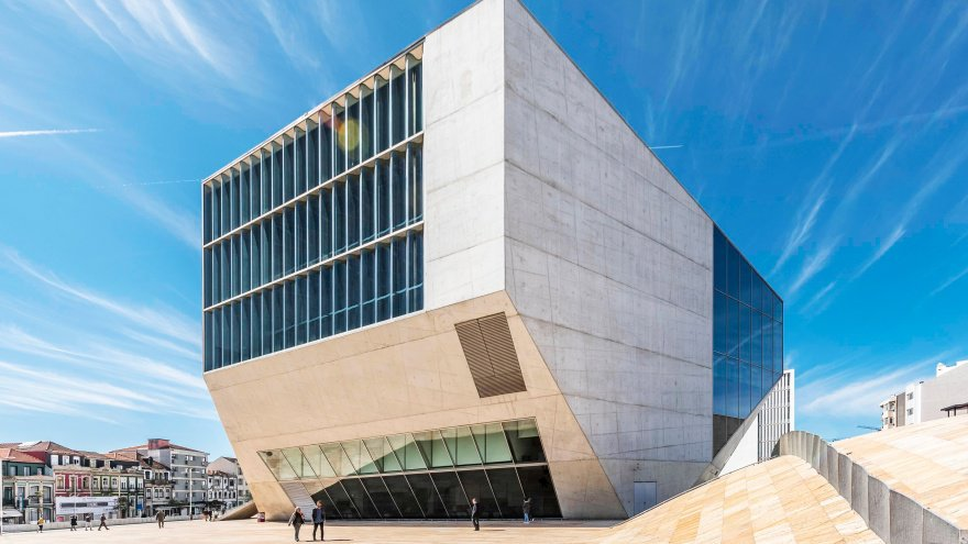 Porto'da ne yapmalı? Casa de Musica