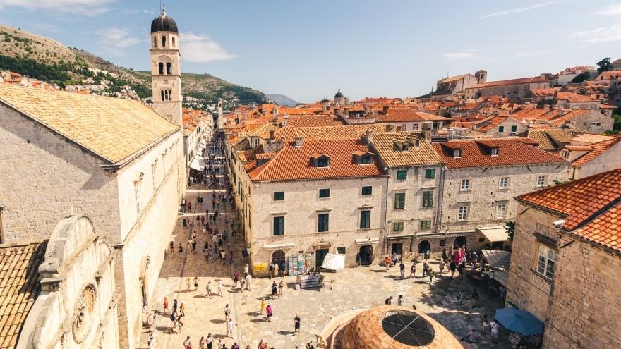 Old Town Dubrovnik'te ne yapılır?