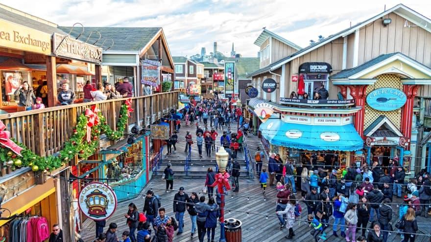 Fisherman's Wharf San Francisco'da ne yapılır?