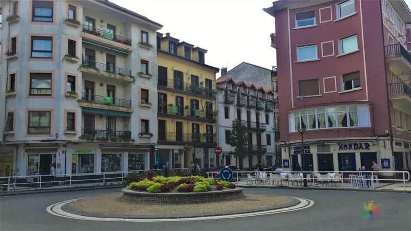 Bask Bölgesi Hondarribia gezilecek yerler