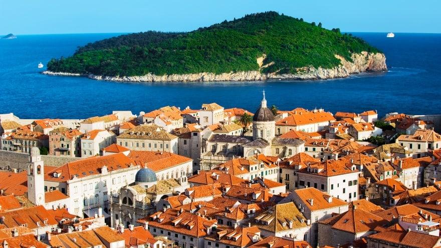 Lokrum Dubrovnik'te yapılacak şeyler