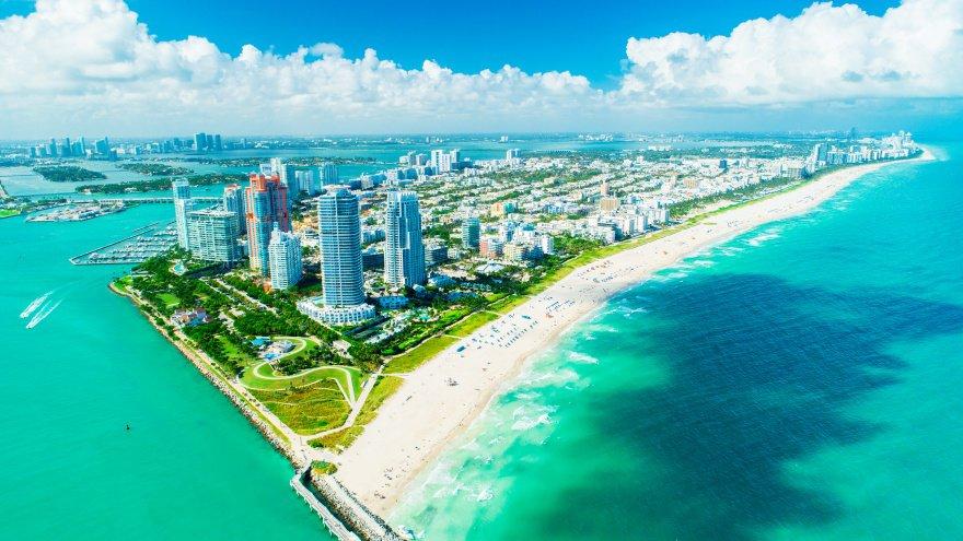 Miami Beach Miami'de yapılması gereken şeyler