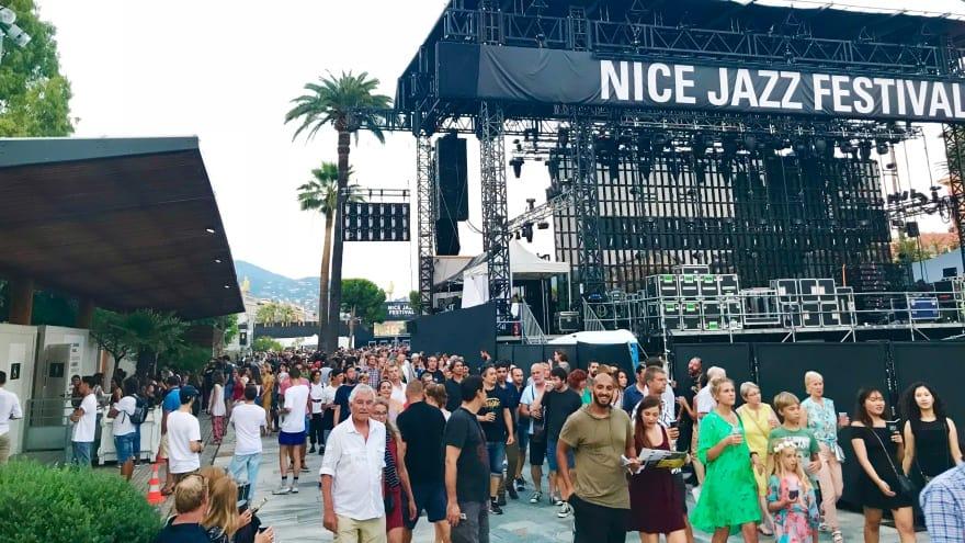 Nice'de ne yapılır? Jazz Festivali