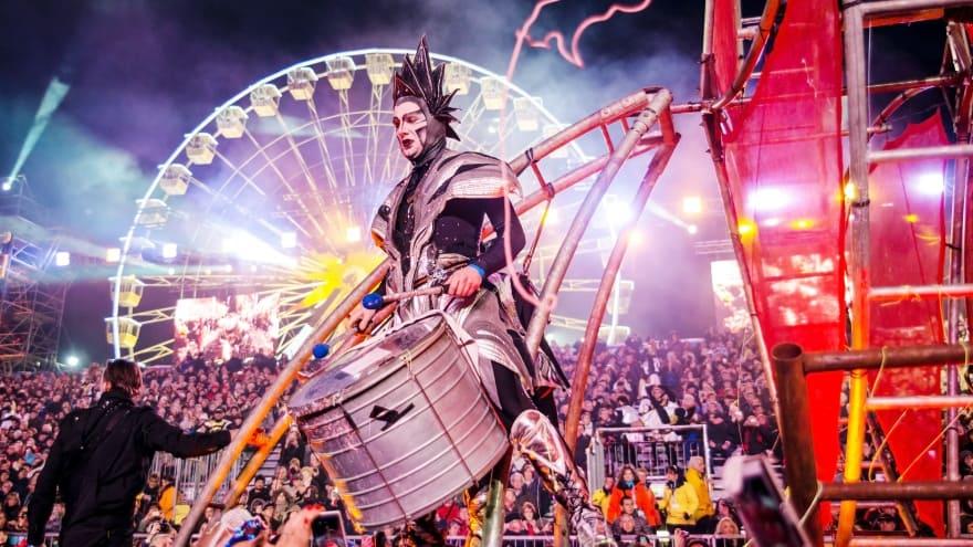 Nice Karnavalı Nice'de yapılacak şeyler