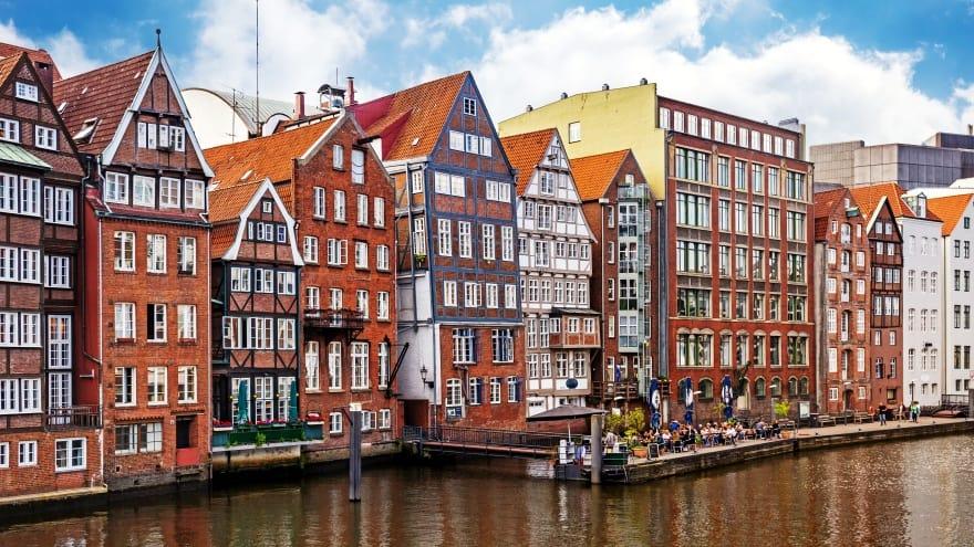 Nikolaifleet Kanalı Hamburg'da ne yapılır?
