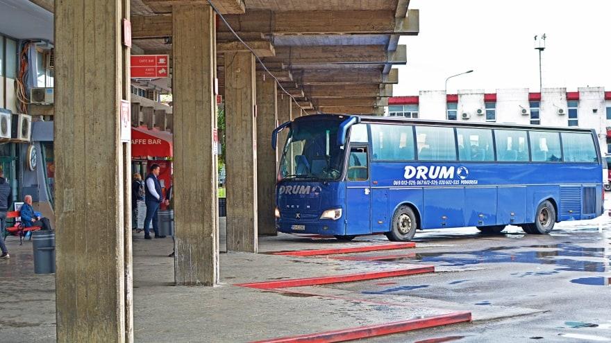 Podgorica Havaalanı'ndan Budva'ya Ulaşım